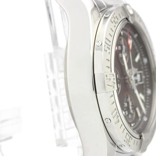 Breitling BREITLING Avenger ll Chronograph Steel Automatic Watch A13381 Image 8