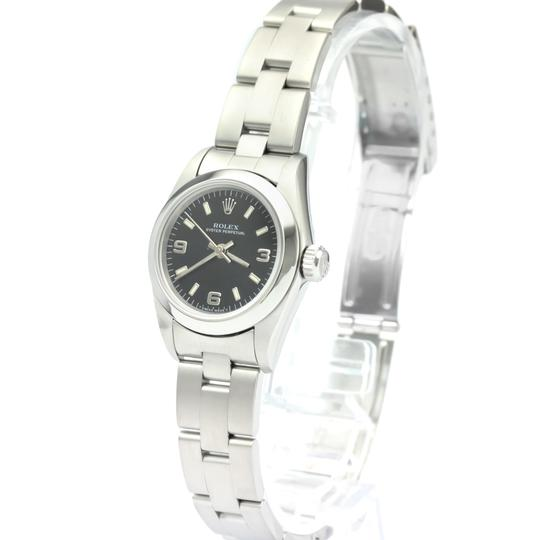 Rolex Rolex Oyster Perpetual Automatic Stainless Steel Women's Dress Watch 67180 Image 1