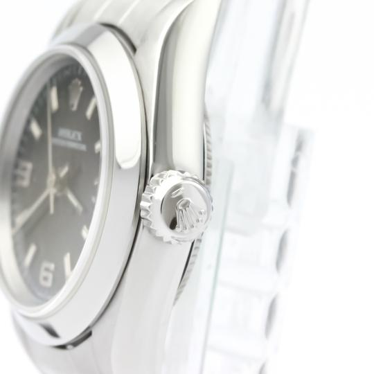 Rolex Rolex Oyster Perpetual Automatic Stainless Steel Women's Dress Watch 67180 Image 3