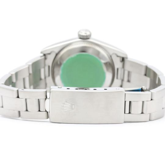 Rolex Rolex Oyster Perpetual Automatic Stainless Steel Women's Dress Watch 67180 Image 4