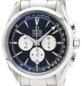 Omega Omega Seamaster Automatic Stainless Steel Men's Sports Watch 221.10.42.40.01.002