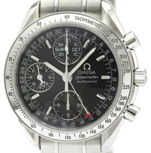 Omega Omega Speedmaster Automatic Stainless Steel Men's Sports Watch 3523.50