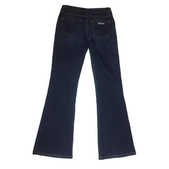 Hudson Size 28 Flare Made In Usa Size 28 Trouser/Wide Leg Jeans Image 3