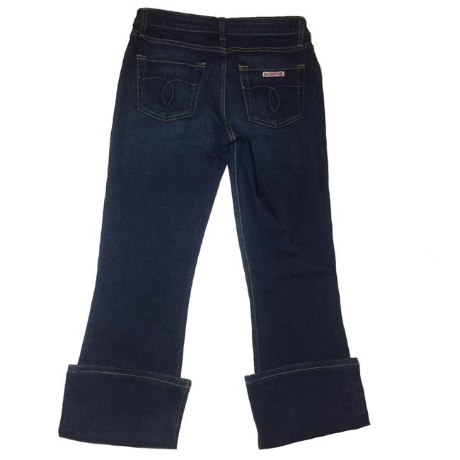Hudson Size 28 Flare Made In Usa Size 28 Trouser/Wide Leg Jeans Image 8