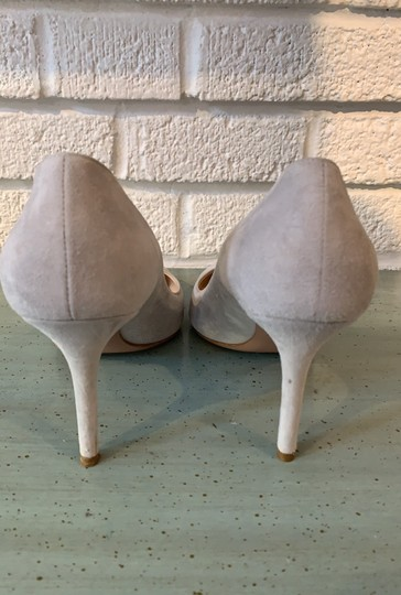 Prada Gray Pumps Image 2