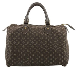 Louis Vuitton Speedy Mini Lin Baguette