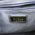 Furla Satchel in Navy Image 6