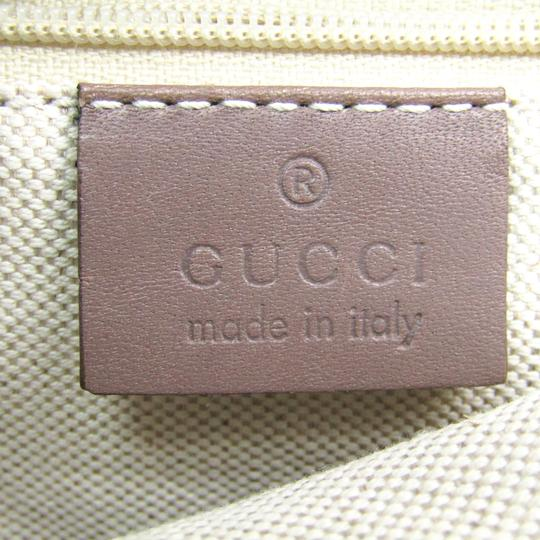Gucci Satchel in Beige Image 8