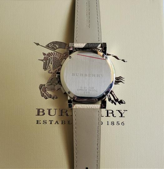 Burberry New Burberry The City Haymarket Check Fabric Men's Watch BU9360 Image 5
