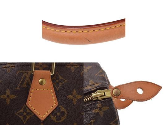 Louis Vuitton Satchel in Brown / Monogram / Monogram Image 7