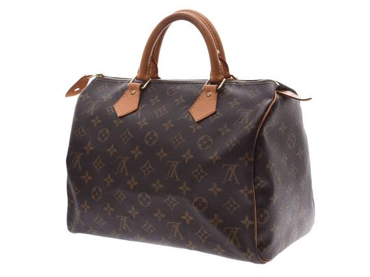 Louis Vuitton Satchel in Brown / Monogram / Monogram Image 1
