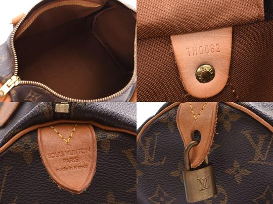 Louis Vuitton Satchel in Brown / Monogram / Monogram Image 8