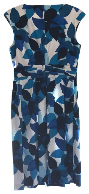 Item - Turquoise Cd1g4wq1 Mid-length Work/Office Dress Size 6 (S)