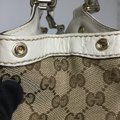 Gucci Satchel in Beige Image 4