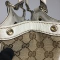 Gucci Satchel in Beige Image 5