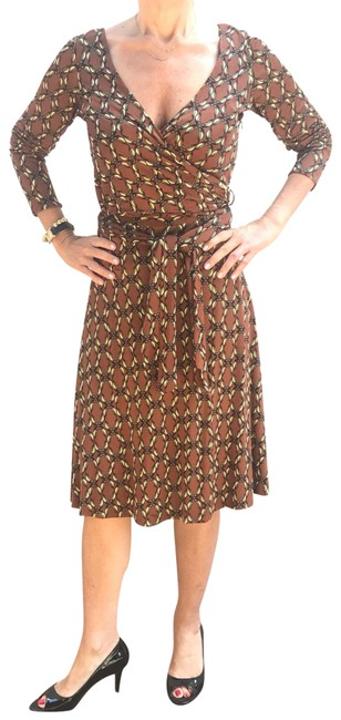 Item - Brown No Style Number Formal Dress Size 6 (S)