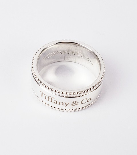 Tiffany & Co. Tiffany & Co. Sterling Silver Ring 7.21g Image 2