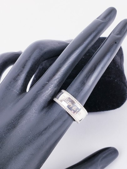 Tiffany & Co. Tiffany & Co. Sterling Silver Ring 7.21g Image 4