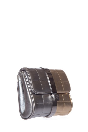 Chanel Gold & Silver Clutch Image 1