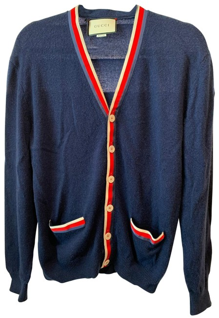 Item - Blue Cashmere Women's with Tag Cardigan Size OS