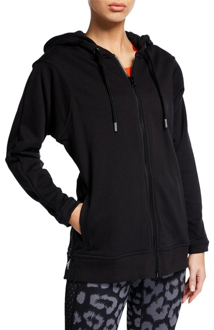 Item - Black Performance Activewear Outerwear Size 6 (S)