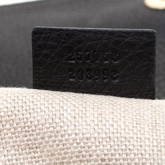 Gucci Leather Black Clutch Image 8