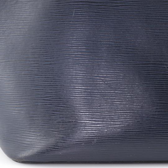 Louis Vuitton Neverfull Epi Leather Tote in blue Image 8