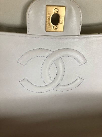 Chanel 2.55 Chain Shoulder Bag Image 7