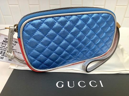 Gucci Gucci Gg pouch/ cell phone holder Image 1