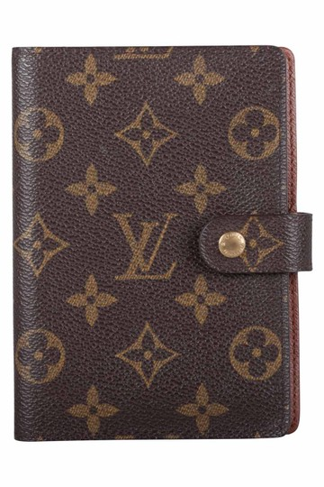 Preload https://img-static.tradesy.com/item/25878317/louis-vuitton-brown-monogram-canvas-small-ring-agenda-cover-tech-accessory-0-1-540-540.jpg