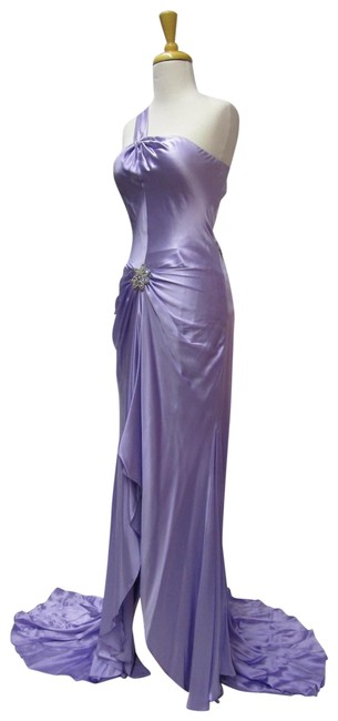 Item - Lilac Purple 8880/ Long Formal Dress Size 6 (S)