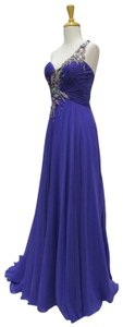 Party Time Formals Prom Homecoming One Shoulder Dress