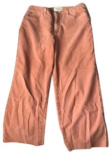 Talbots Straight Pants salmon