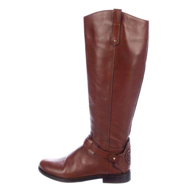 Item - Derby Brown Almond Riding Boots/Booties Size US 5 Regular (M, B)