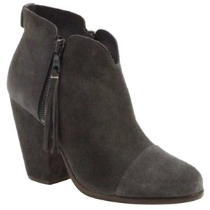 Rag & Bone Dark gray Boots