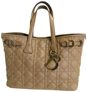 Dior Tote in Natural