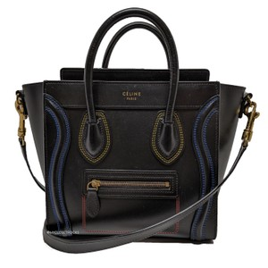 Céline Nano Luggage Cross Body Bag