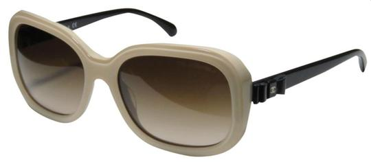 Chanel Chanel CH5280Q c.528/S5 Squared Buterfly Sunglasses 58mm Image 2