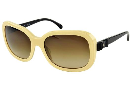 Chanel Chanel CH5280Q c.528/S5 Squared Buterfly Sunglasses 58mm Image 8