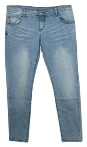 Somedays Lovin Skinny Jeans-Light Wash