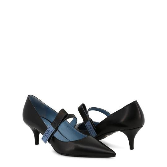Prada Black Pumps Image 2