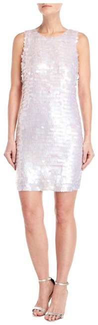 Item - Lilac Janice Sequin Mid-length Cocktail Dress Size 8 (M)