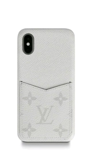 Preload https://img-static.tradesy.com/item/25881189/louis-vuitton-white-silver-xs-iphone-xsx-case-bumper-in-monogram-eclipse-case-phone-tech-accessory-0-0-540-540.jpg