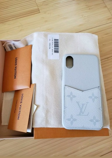 Louis Vuitton Louis Vuitton iPhone XS/X Case Bumper in Monogram Eclipse Case phone Image 1