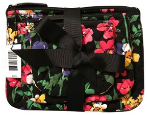 Vera Bradley Vera Bradley Garden Wildflower Cosmetic Trio (Set of 3 cosmetic cases)
