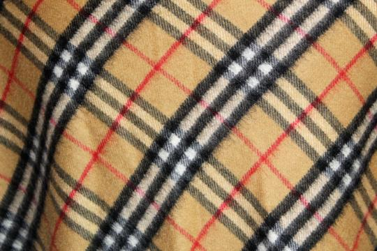 Burberry AUTHENTIC NEW Vintage Check Cashmere Bandana Scarf Image 10