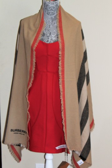 Burberry AUTHENTIC NEW Washed Wool & Cashmere Scarf Image 5