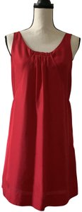 Graham & Spencer Silk Comfortable Pleated Dress