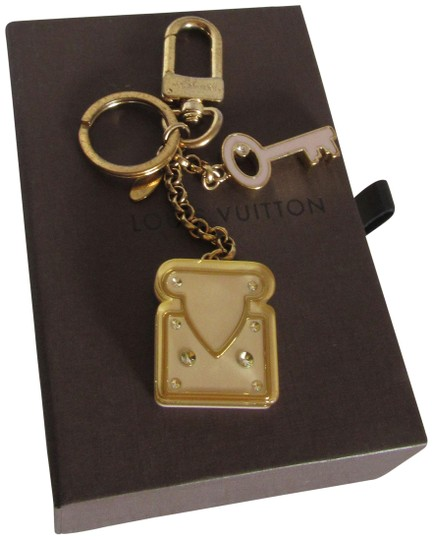 Louis Vuitton Louis Vuitton Handbag Charm Key Holder DP1113 Authenticity Verified Image 0
