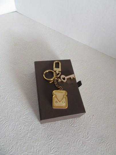 Louis Vuitton Louis Vuitton Handbag Charm Key Holder DP1113 Authenticity Verified Image 1